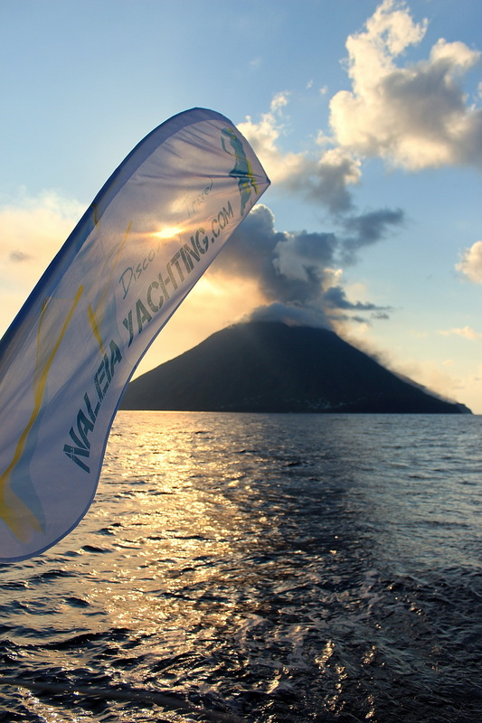 Sailing Aeolian Islands