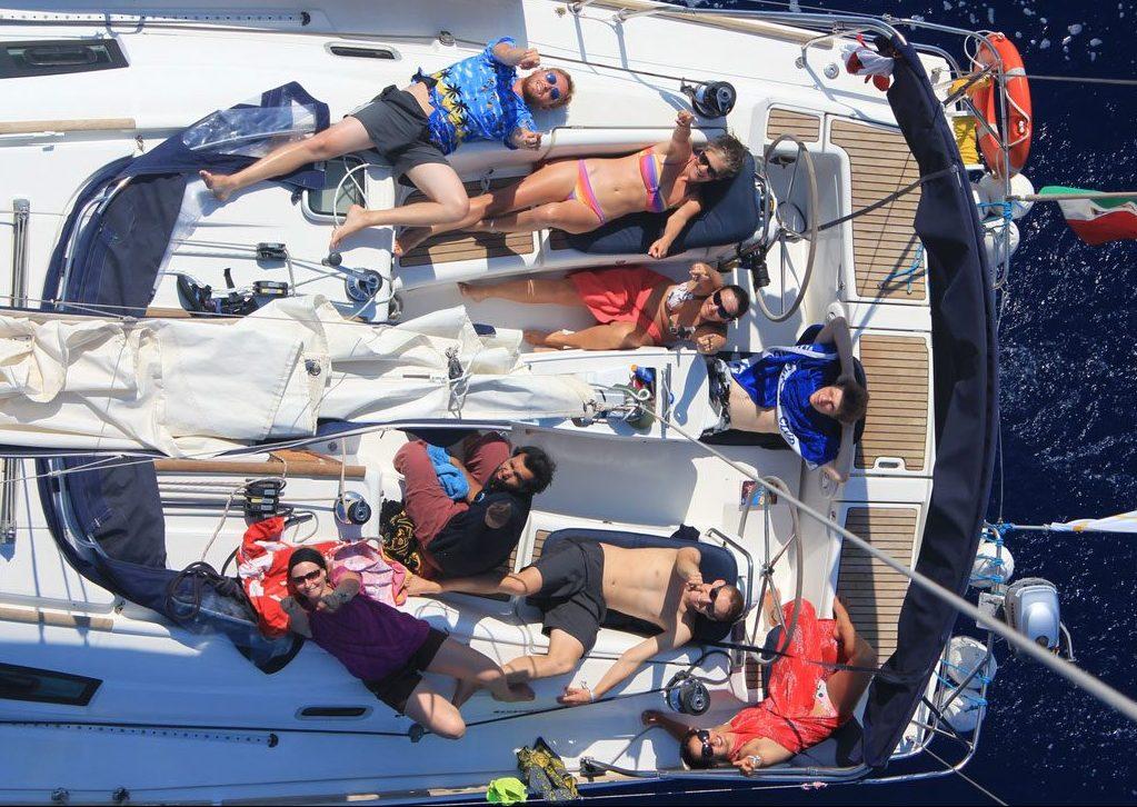 Aeolian Sailing