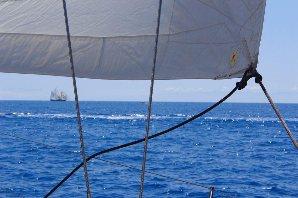 Sailing Horizon Aeolian Islands