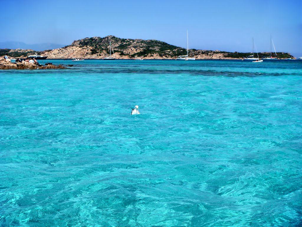 Budelli Archipelago, Sardignia Corsica Sailing