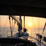 Sailing in Sardinia and Corsica. The crew`s log.