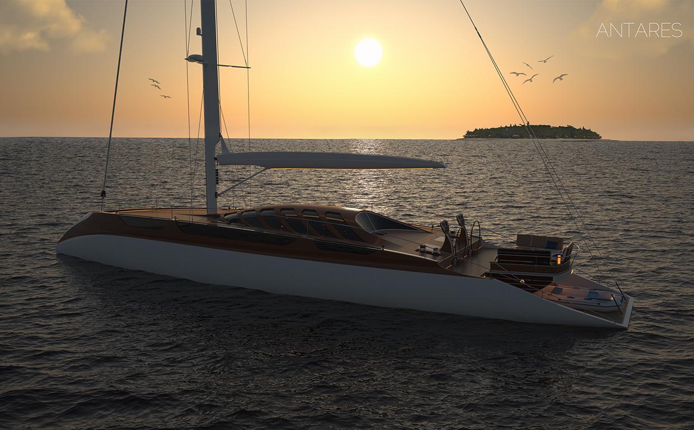 Autonomous Sailing Technology