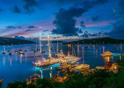Bitter End Yacht Club, BVI, Caribbean