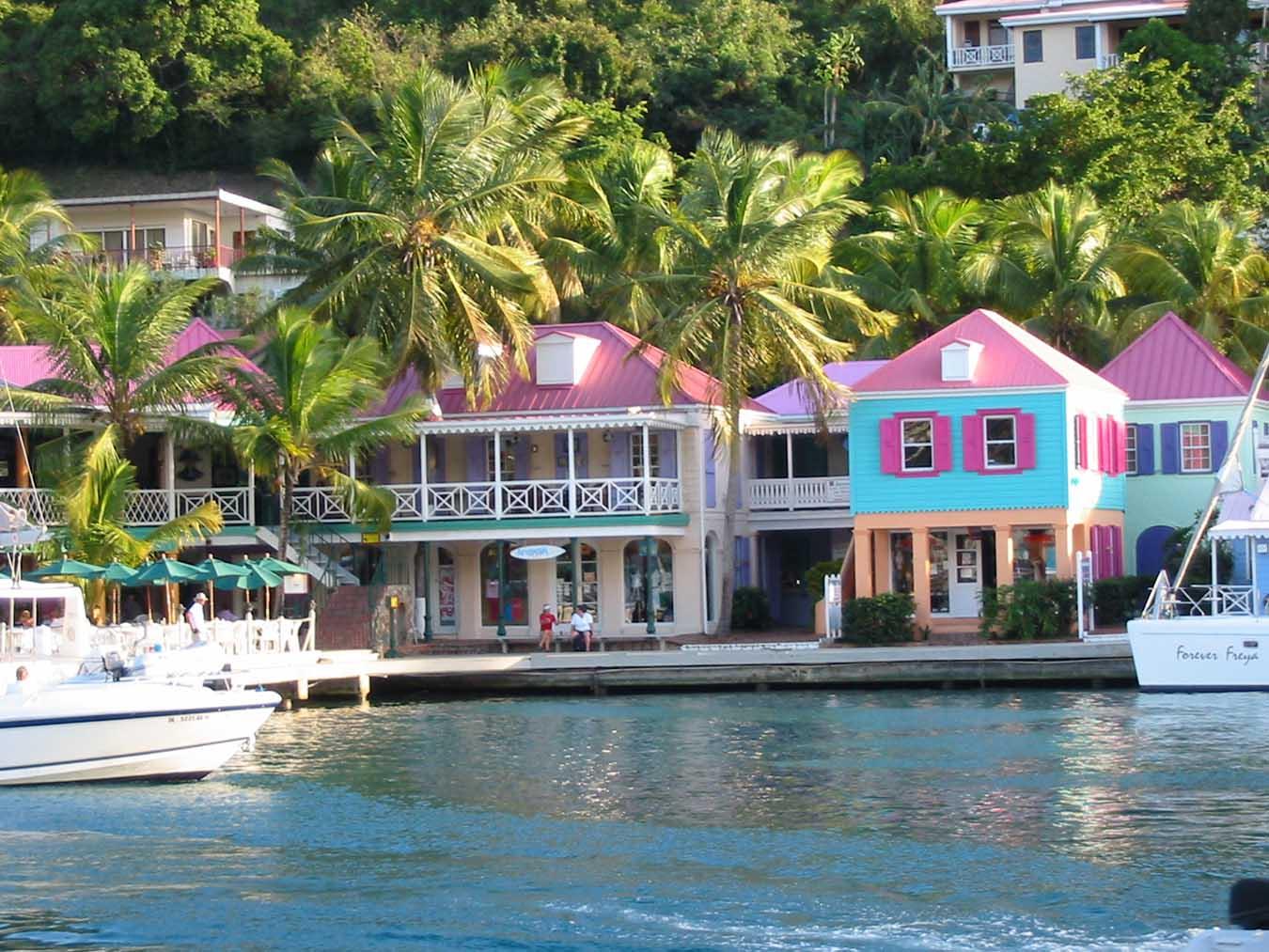 Homes In Teh British Virgin Island