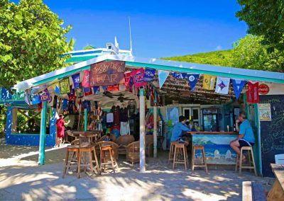 Soggy Dollar Bar, White Bay, Jost Van Dyke