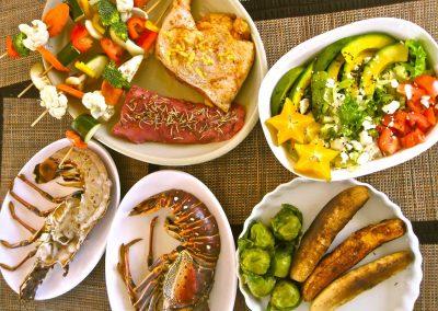 Caribbean Food, British Virgin Islands