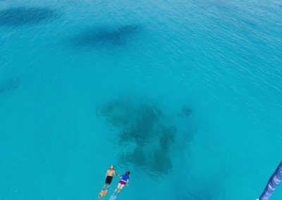 Snorkelling At Coco Island, Seychelles