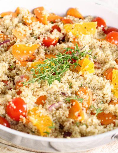Vegetarian and vegan food