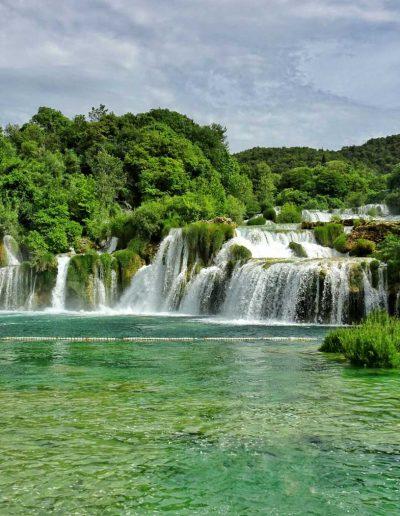 Krk Waterfalls